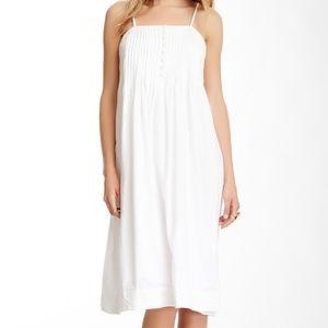 House Harlow 1960 L Sun Dress White Camilla